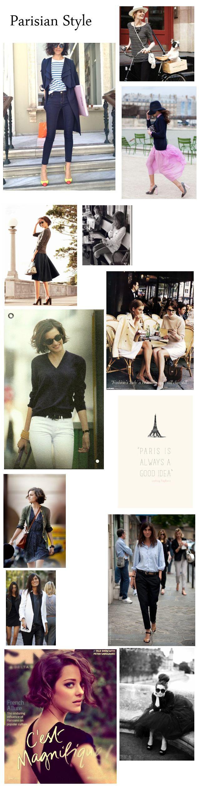 London Vs Paris The Style Guide Bullet Blues
