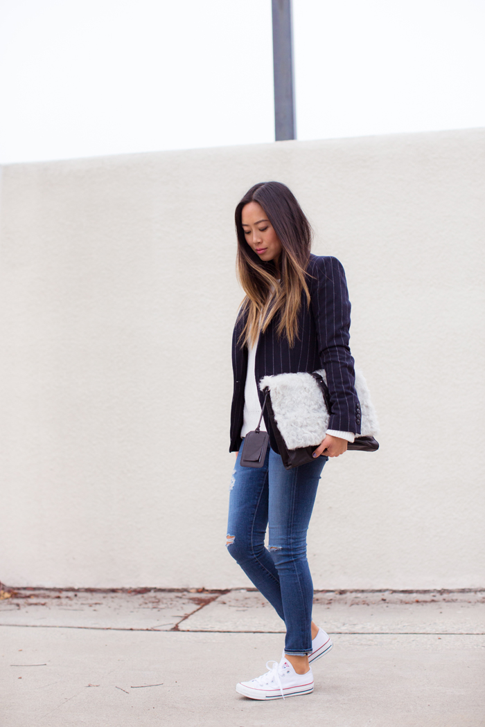 Bullet Blues Loves Aimee Song S Casual Take On Denim