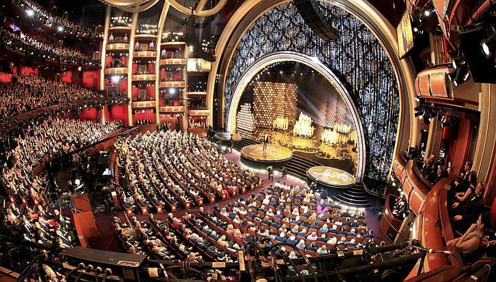 The Oscars 2015 Dolby Theatre - Hollywood