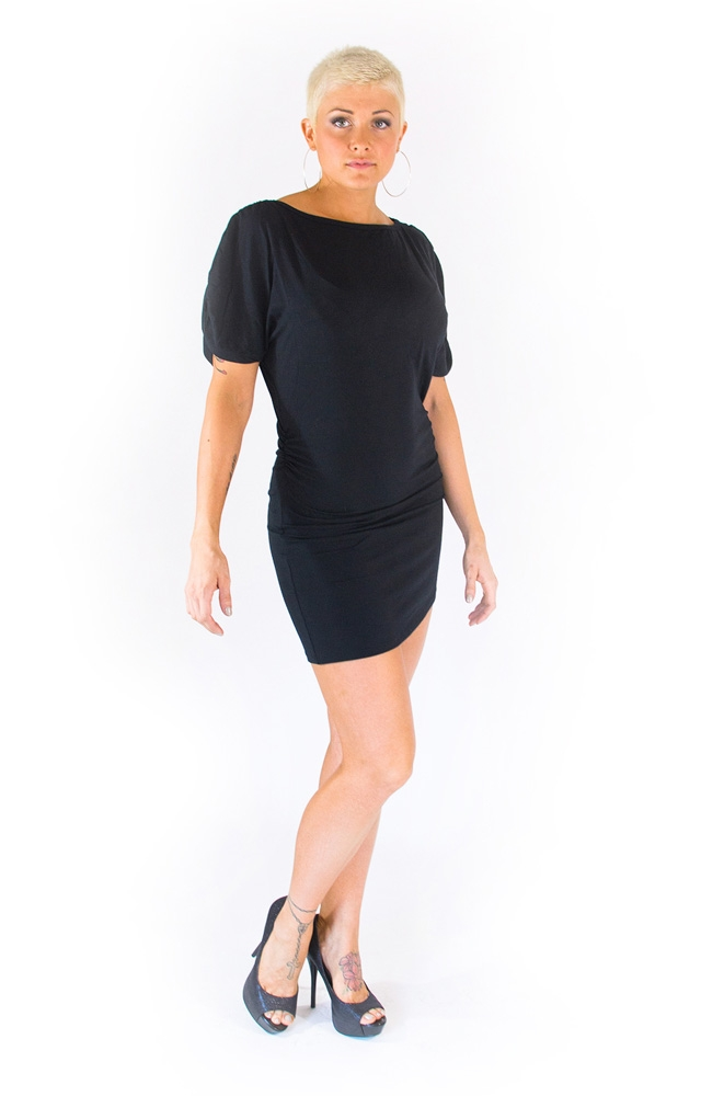 Bullet Blues Camille Short Dress Made in USA