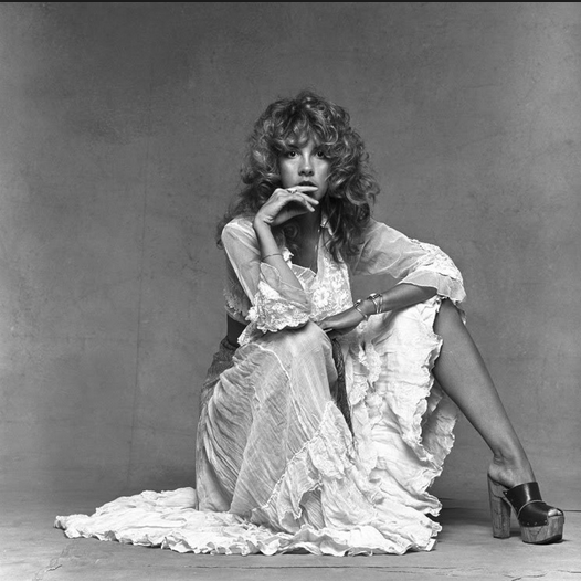 Stevie Nicks is well known for her elaborate costumes during her performances which often include piano shawls top hats and beautiful gossamer ...  sc 1 st  Bullet Blues & Bullet Blues Rock Star Style Radar: Stevie Nicks