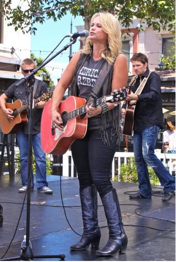 Bullet Blues Country Star Style Radar Miranda Lambert