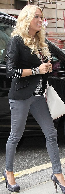 408472f24ad4 Bullet Blues USA Made Skinny Jeans and Carrie Underwood