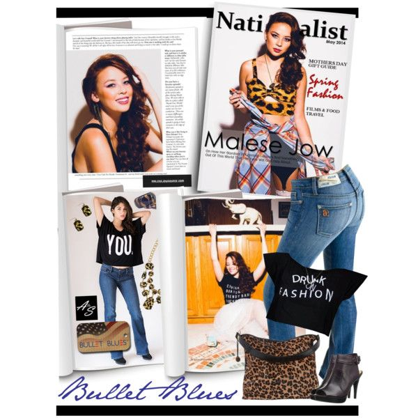 Li Cari on Malese Jow and Bullet Blues Babe Jour Designer Jeans Made in USA