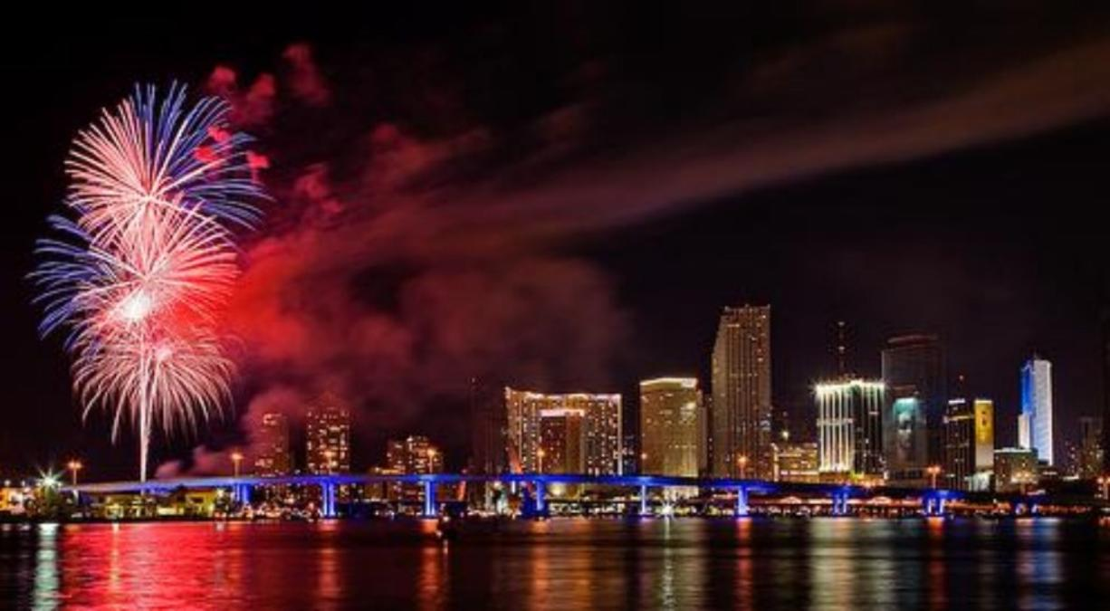 New Years Eve Miami 2018