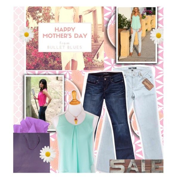 American Mother - Bullet Blues Polyvore Set for Mother's Day