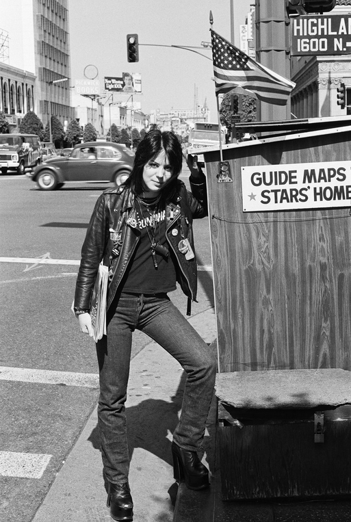 Bullet Blues Rock Star Style Radar Joan Jett-6264