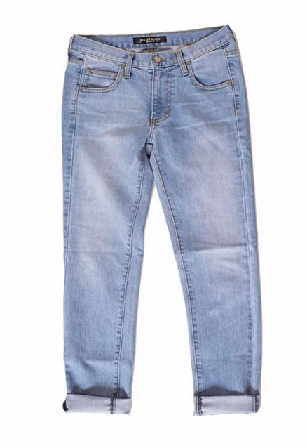 Bullet Blues boyfriend jeans made in USA - le copain reverie