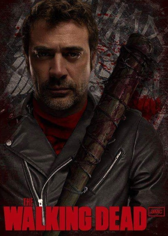 Jeffrey Dean Morgan - The Walking Dead - Bullet Blues' blog