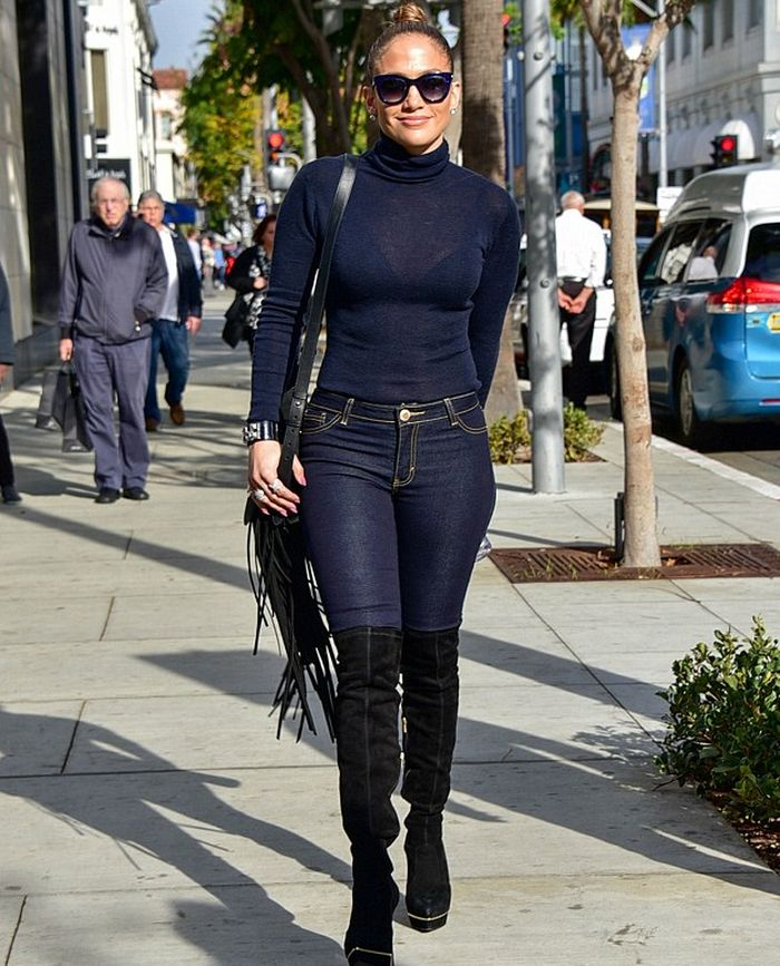 Bullet Blues Celeb Style Radar Jlo Does American Made Jeans