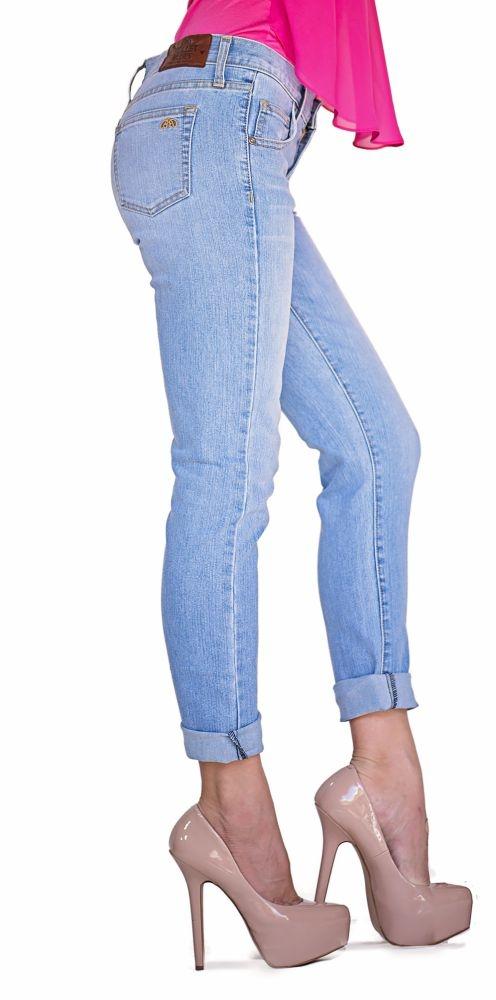 Bullet Blues Le Copain Rêverie - Boyfriend Jeans  - Made in USA