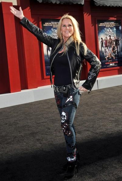 Lita Ford Rock Star Denim - Bullet Blues Celebrity Style Radar