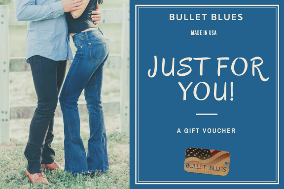 Especially for You - Bullet Blues Gift Vouchers - Quarantine Gift Ideas - Made in America