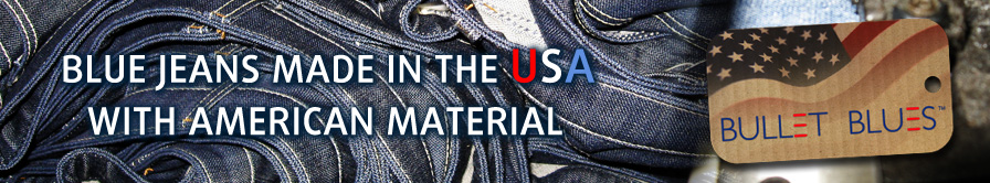 Bullet Blues Proudly Supports American Made