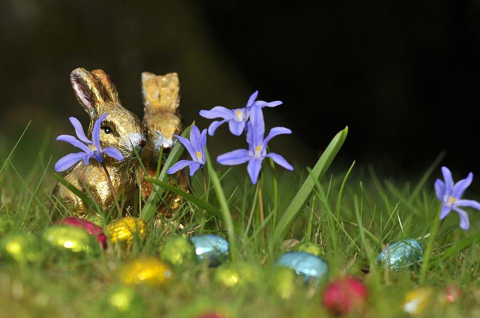 Happy Easter Love Bullet Blues