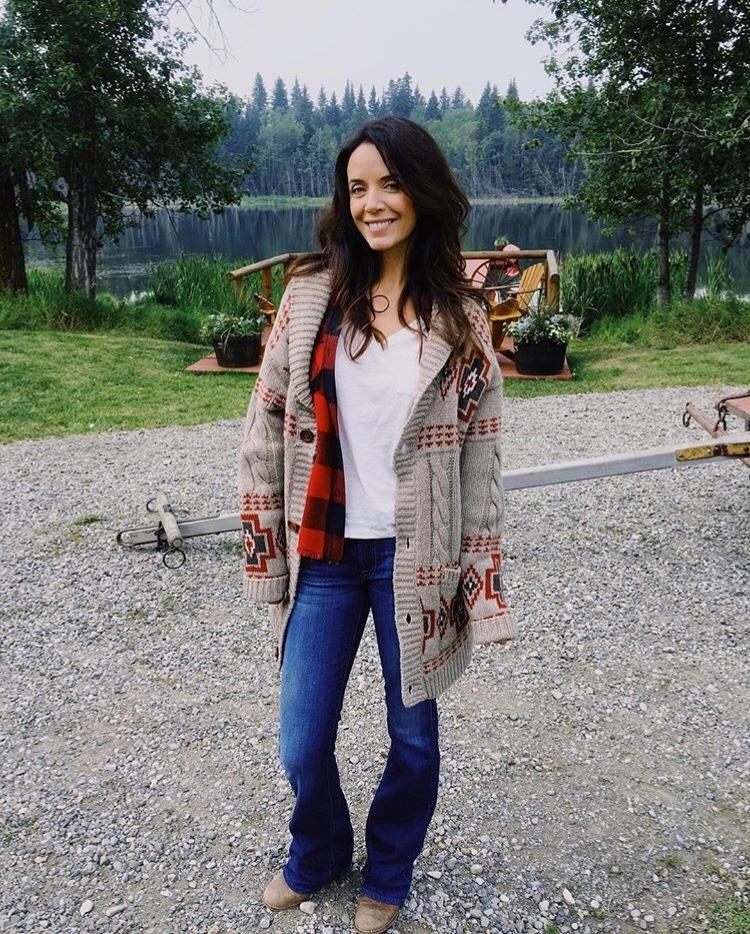 Michelle Morgan Western Cowgirl Style