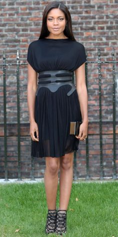 American Made LBD Updaded Look With Trendy Accessories