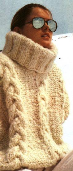 Turtleneck Sweater: Bullet Blues Trend Update