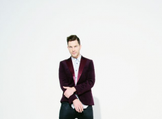 Bullet Blues Rising Star Style Radar: Andy Grammer