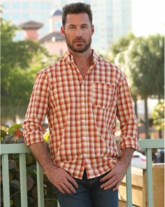 Get the Cool Guy Look This Summer with Bullet Blues American-Made Shirts