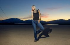Bullet Blues Loves American-Made Stretchy Bootcut Jeans for Summer