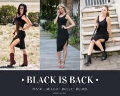 Bullet Blues Holiday Fashion Edit: American Made Party Dresses