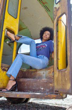 Bullet Blues American Made Light Wash Jeans: Shop Summer Casual Denim