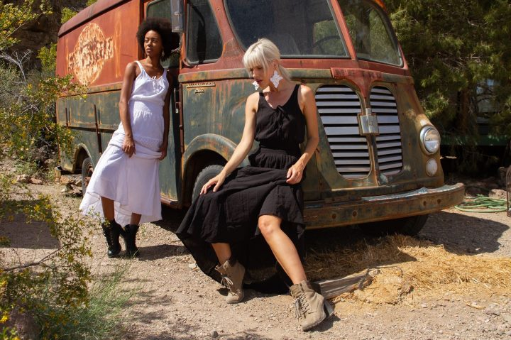 Rock Your Fresh Summer Style with Bullet Blues: Maxi Dresses Made in America