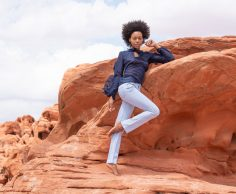 Bullet Blues American-Made Denim: The Last Days of Summer Fashion