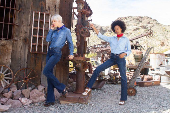Bullet Blues Fall Denim Forecast 2020: Shop American-Made Women's Jeans