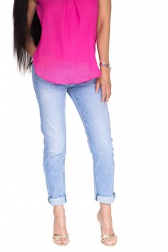 AMERICAN MADE BOYFRIEND JEANS AT BULLET BLUES