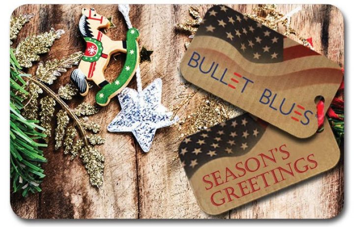 Celebrate The Holidays 2020: Bullet Blues Christmas Outfits Made in the USA