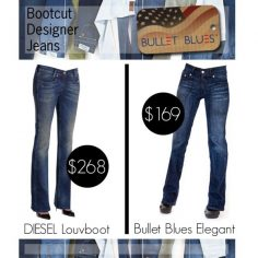 Fabulous Designer Jeans Made in the USA