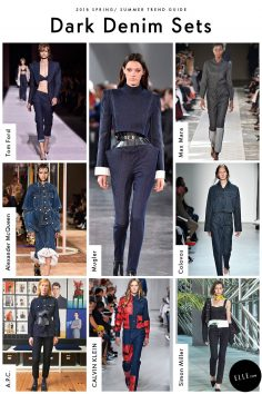 Easy Spring 2018 fashion trends for anyone to follow