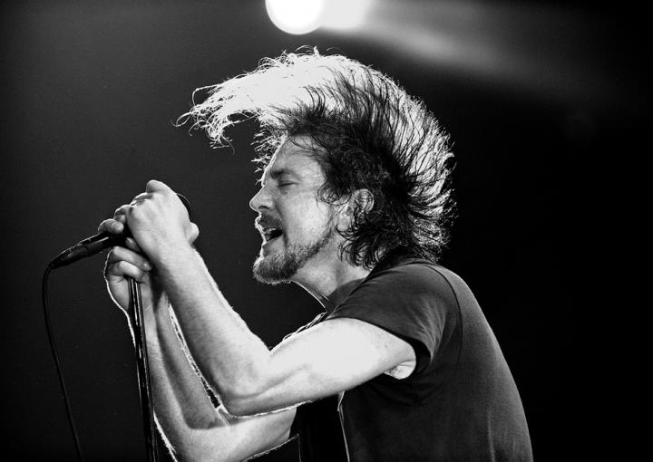 Bullet Blues Rock Star Style Radar: Eddie Vedder