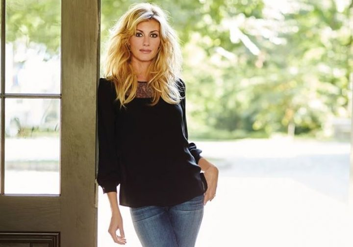 153f2164f61 Style Tips for Women over 50  Faith Hill and Bullet Blues American ...