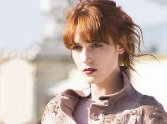 Florence Welch: Bullet Blues Rock Star Style Radar