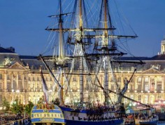 Bullet Blues Celebrates the Voyage of the Hermione!