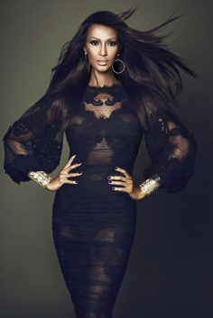 Iman Bowie: Get the Supermodel Look with Bullet Blues