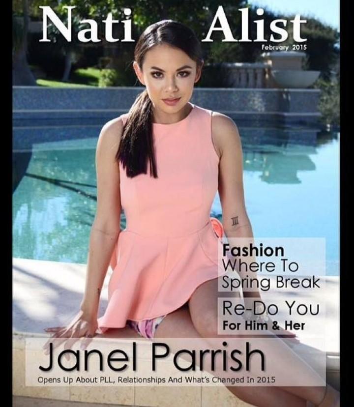 Bullet Blues Fashion Crush: Janel Parrish