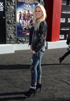 Bullet Blues Celebrity Style Radar: Lita Ford Rock Star Denim