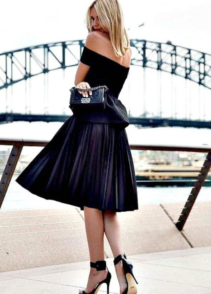 3 Ways to Wear the Little Black Dress