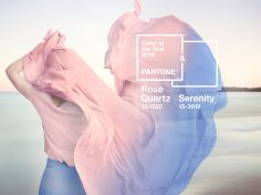 Rose Quartz and Bullet Blues: How To Wear Pantone's Color of the Year