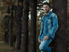 Men's Western Denim Trend By Bullet Blues: Get the Scott Eastwood Look