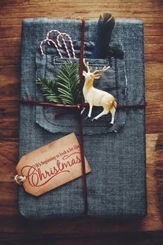 Christmas in America à la Bullet Blues with our new style of hot denim made right here in the USA!