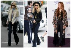 Celeb Style with Bullet Blues: Bootcut Jeans