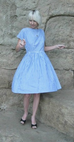 Bullet Blues Trend Watch: Gingham