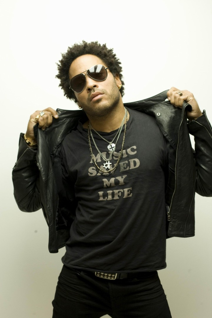 Lenny Kravitz Rock Star City Life