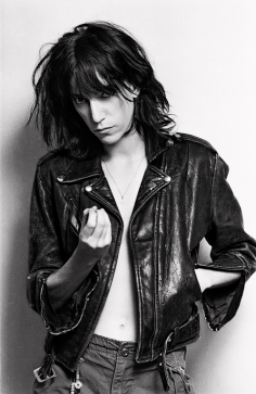 Bullet Blues Rock Star Style Radar: Patti Smith