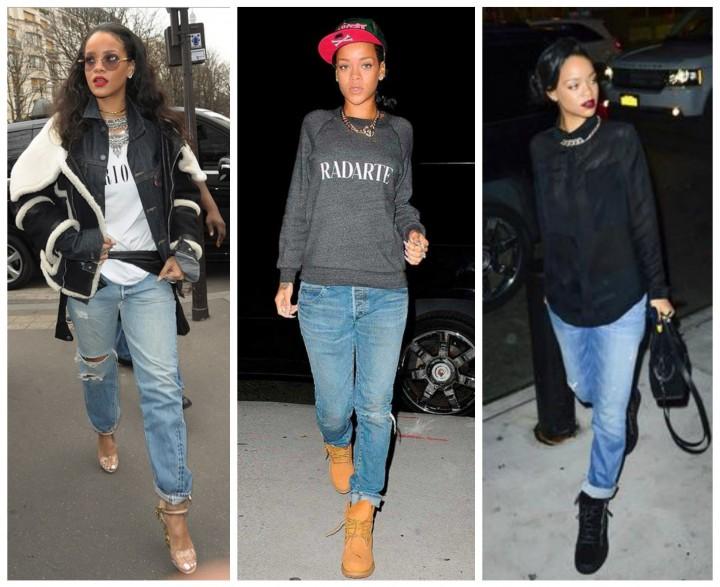 Rihanna Fashion Trends